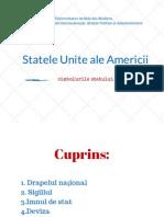 Statele Unite Ale Americii- simbolurile statului