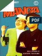 Even a Monkey Can Draw Manga