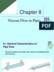 3. Viscous Flow in Pipes