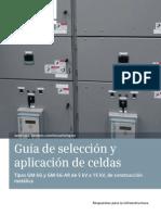 Guía de Aplicacion y Seleccion de Celdas - Siemens