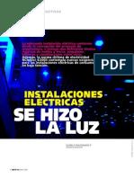 soluciones electricas se hizo la luz