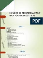 Estudio de Perimetria Para Una Planta Industrial
