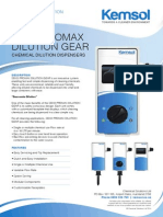 Seko Promax Dilution Gear