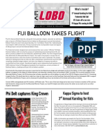 Fall IFC Newsletter