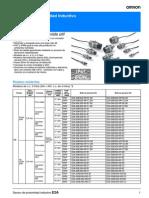 Producto558 D03E ES 01A E2A Datasheet