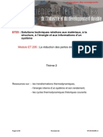 Cycles Thermodynamiques Theoriques