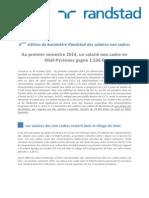 Baromètre des salaires en Midi-Pyrénées