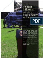 Private Equity Real Estate Firms
