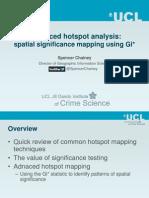Hotspot Analysis - Journal 1