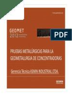 Geomet 2012