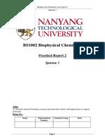 BPC Lab Report 2 (Spartan 1)