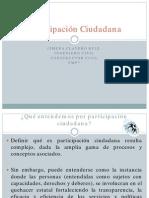 Participación Ciudadana 2014