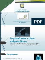 PSFC - Esquizofrenia y Antipsicóticos.