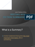 summaries  non-fiction  new