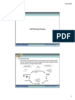 Cell Planning Process