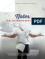 Notes to Screenwriters