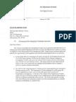 DOJ, APD Commitment Letter