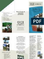 Brochure de GC DRILL