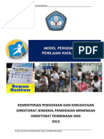 pedoman penilaian Kurikulum 2013