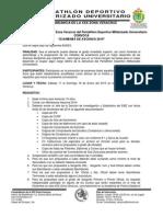 Convocatoria Examenes Ascenso 2015
