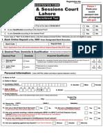 DSC Lahore June2014 Form1