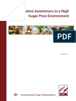 MECAS(12)04 - Alternative Sweeteners in a Higher Sugar Price Environment - English