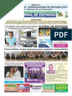 Jornal de Espinosa Outubro 2014