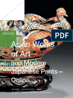 Asian Works of Art & Modern Japanese Prints—Online