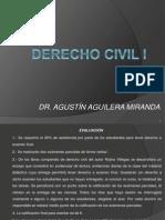 Derecho Civil I Primera Parte