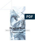 DragonQuest Players Guide v5