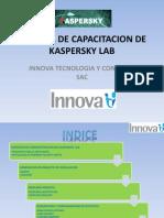 Manual de Capacitacion Kaspersky