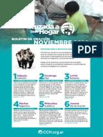 BoletinOración CCH Noviembre2014