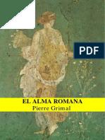 Pierre Grimal, El Alma Romana