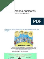 Fenómenos Nucleares y Radiactividad 2014