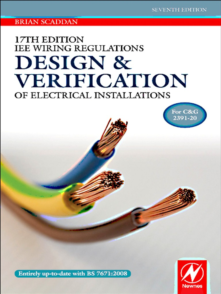 17th Edition Iee Wiring Regulations Fuse Electrical Through A Typical Caravan System Building Up The
