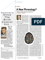 Brain Scans - A New Phrenology