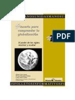 Glosario para comprender La Globalizacion El Poder de Las Siglas Manos Unidas