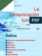 La Contaminacion Luminica