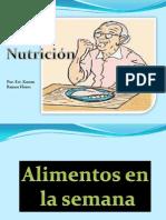 Nutricion Anciano