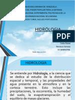 Ciclo Hidrologico-Hidrógrama