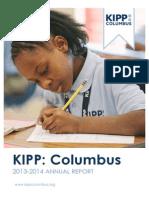 KIPP Annual Report (2013-14)