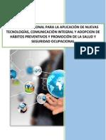 PROGRAMA DE NUEVAS TECNOLOGÍAS Y COMUNICACIÓN INTEGRAL PARA LA APLICACIÓN DE HÁBITOS PREVENTIVOS Y PROMOCIÓN DE LA S.pdf