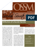 OSSM News October 2014