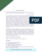 El Costo de capital.doc