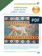 sem 02 - Las manifestaciones culturales de los caldeos asirios.pdf