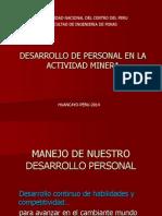 2. Desarrollo Personal