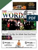 The WORD Nov 2014 Goose Thxs Court, Center & Jason  See p4