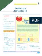 Guía 6 - Productos Notables III