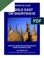 Middle East on Shortwave - October 2014