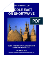 Middle East on Shortwave - October 2014